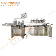 Stainless Steel Paper Straw Making Machine